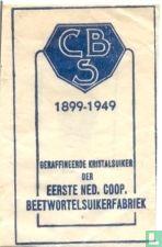 CBS Eerste Ned. Coop. Beetwortelsuikerfabriek