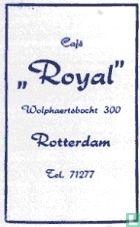 "Café ""Royal"""