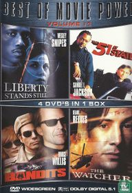Liberty Stands Still + The 51st State + Bandits + The Watcher