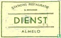 Stations Restauratie Almelo