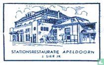 Stationsrestauratie Apeldoorn