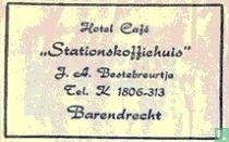 "Hotel Café ""Stationskoffiehuis"""