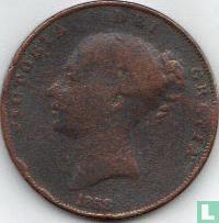 Verenigd Koninkrijk 1 penny 1858
