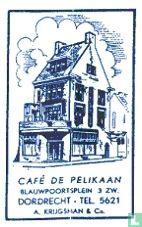 Café De Pelikaan