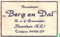 "Bondshotel ""Berg en Dal"""
