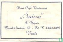 "Hotel Café Restaurant ""Suisse"""