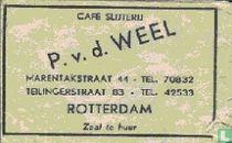 Café Slijterij P. v.d. Weel