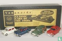Classic Cars of the 1960s. Set CC 1004