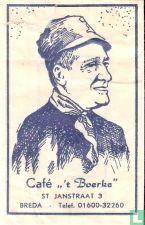 "Café "" 't Boerke"""