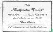 "Café ""Delftsche Poort"""