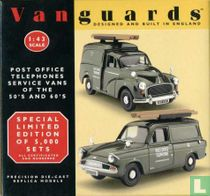 Post Office Telephones Service Vans of the 50's and 60's