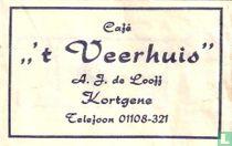 """Café """" 't Veerhuis"""""""