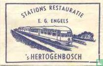 Stations Restauratie 's-Hertogenbosch