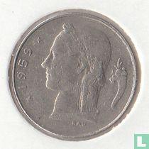 België 1 franc 1959 (FRA)