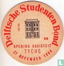 Delftsche Studenten Bond / Opening Societeit Tyche