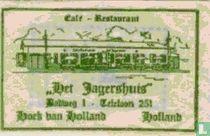 """Café Restaurant """"Het Jagershuis"""""""