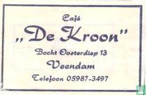 """Café """"De Kroon"""""""