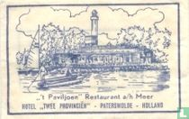 """ 't Paviljoen"" Restaurant"