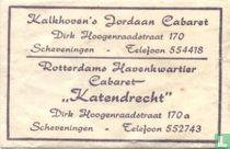 Kalkhoven's Jordaan Cabaret