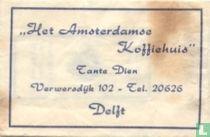"""""""Het Amsterdamse Koffiehuis"""""""