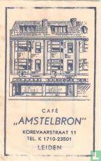 "Café ""Amstelbron"""