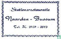 Stationsrestauratie Naarden Bussum