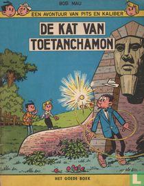 De kat van Toetanchamon