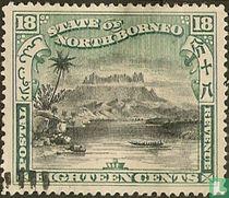 Kinabalu gebergen