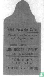 """Hotel """"De Roode Leeuw"""""""