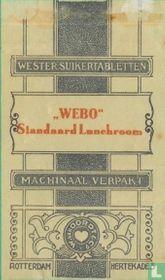 """""""Webo"""" Standaard Lunchroom"""