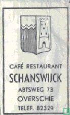 Café Restaurant Schanswijck