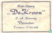 """Café Slijterij """"De Kroon"""""""