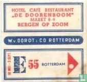 """Hotel Café Restaurant """"De Doorenboom"""""""