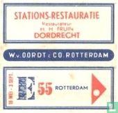 Stations Restauratie Dordrecht