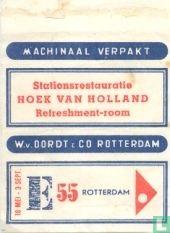 Stationsrestauratie Hoek van Holland