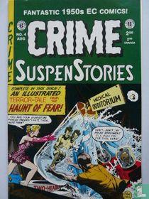 Crime Suspenstories 4