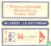Stationsrestauratie Middelburg