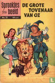 De grote tovenaar van Oz