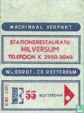 Stationsrestauratie Hilversum