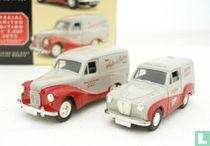 Austin Sales & Services Vans of the 1950s