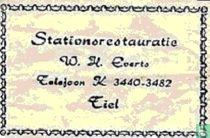 Stationsrestauratie Tiel