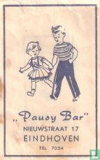 """""""Pausy Bar"""""""