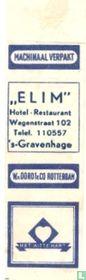 """Elim"" Hotel Restaurant"