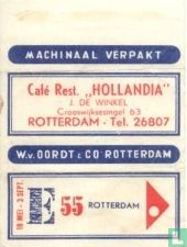"Café Rest. ""Hollandia"""