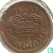 Denemarken 25 øre 1993