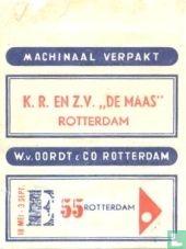 """K.R . en Z.V. """"De Maas"""""""
