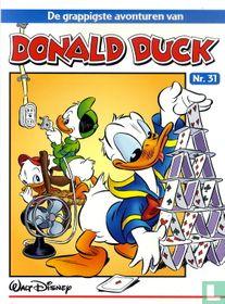 De grappigste avonturen van Donald Duck 31