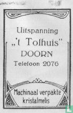 "Uitspanning "" 't Tolhuis"""