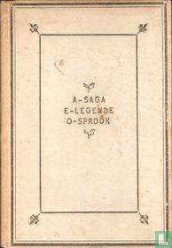 A-saga, E-legende, O-sprook