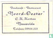 "Bondscafé Restaurant ""Noord Ooster"""